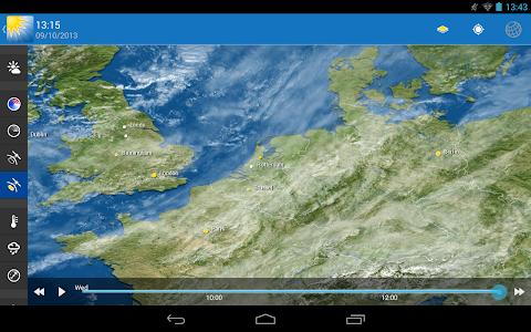 WeatherPro HD for Tablet v3.3.1