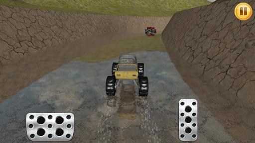 怪物卡车水里比赛
