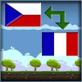 Learn French (Czech)