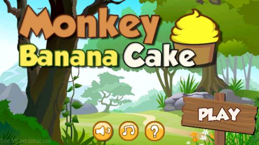 モンキーバナナケーキ
