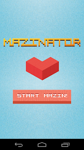 Mazinator: maze game- screenshot thumbnail