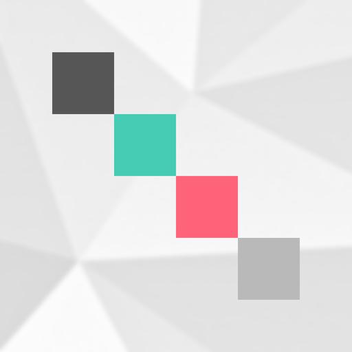 Break Shapes~遊んで簡単脳トレタッチゲーム~ 解謎 LOGO-玩APPs