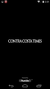 Contra Costa Times- screenshot thumbnail