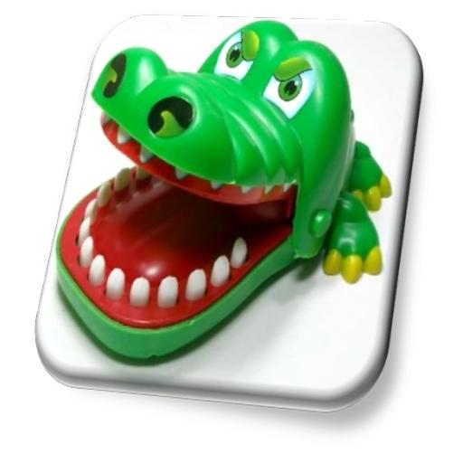 忽略鱷魚輪盤遊戲 LOGO-APP點子