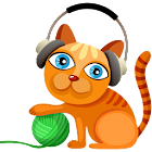 Kids' Music Player (Free) icon
