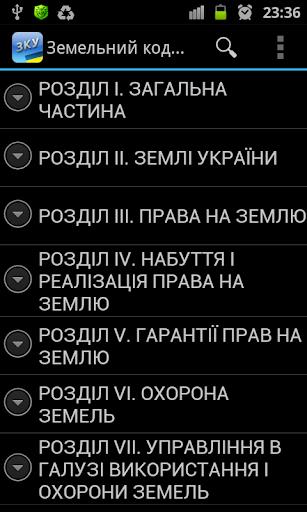 Земельний кодекс України+++