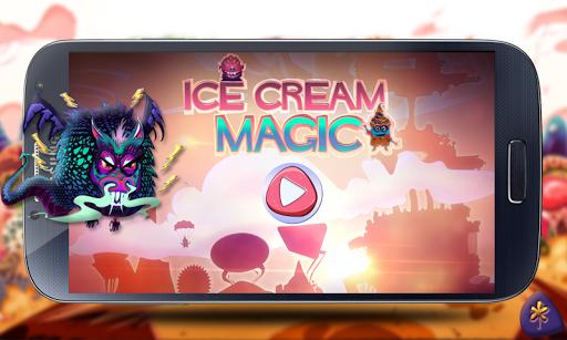 冰淇淋 - 烹饪游戏
