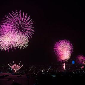 NYE 2015 by Adam Beniston - Public Holidays New Year's Eve