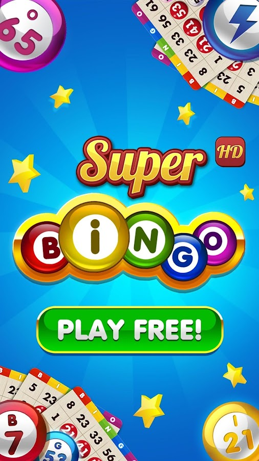 Super Bingo Hd Free Bingo Android Apps On Google Play