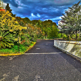 HDR by Iqbal Ahmed - Instagram & Mobile iPhone ( hdr, ld, rome, after rain, iphone )
