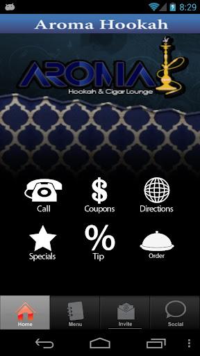 Aroma Hookah Lounge