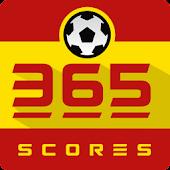 365Scores: Resultados en Vivo
