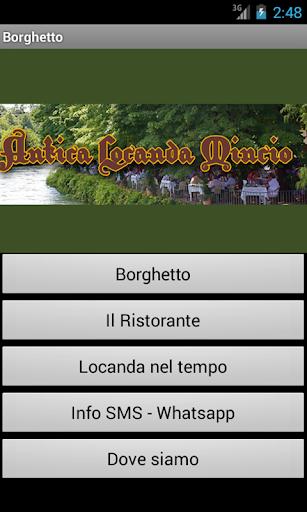Borghetto App
