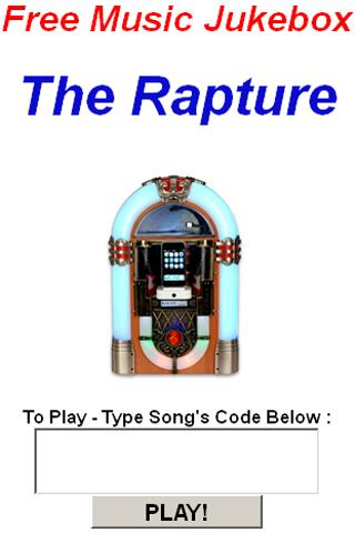 The Rapture Jukebox - screenshot