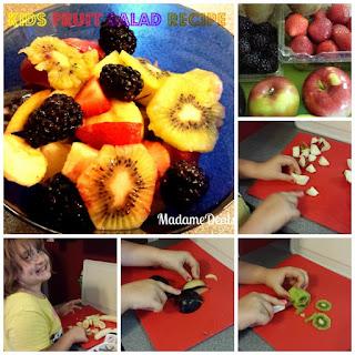Kids Fruit Salad Recipes