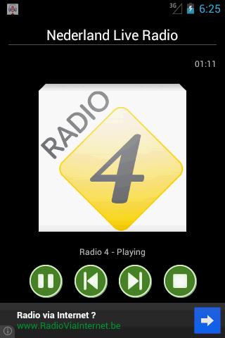 Nederland Live Radio