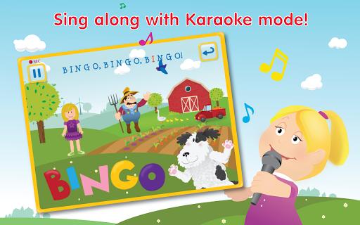 Nursery rhymes: Bingo Song HD