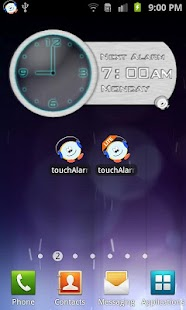 touchAlarm Lite: Alarm Clock- screenshot thumbnail
