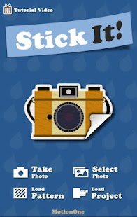 StickIt! - Photo Sticker Maker Screenshot