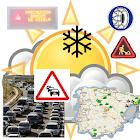 Estado de las carreteras icon