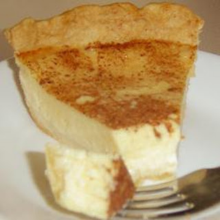 Ricotta Cheese Pie I.