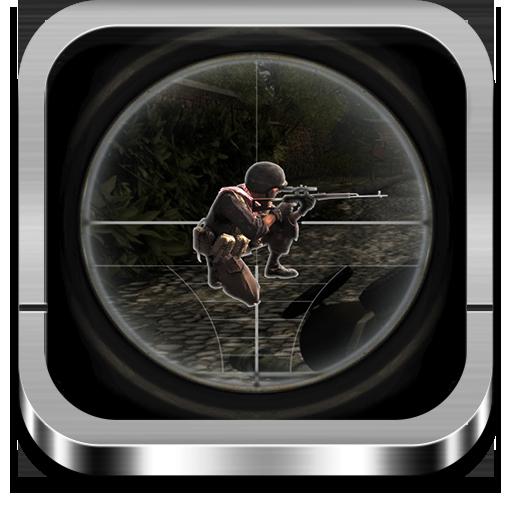 Sniper Attack Warfare 動作 App LOGO-硬是要APP