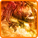 Fire Dragons Wallpapers icon