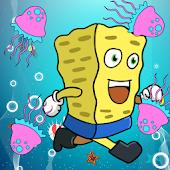 Sponge Run Adventure