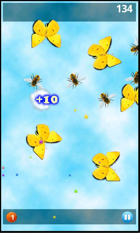 Butterfly Math- screenshot