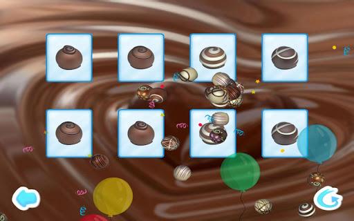 【免費教育App】Baby Memory Chocolat Free-APP點子