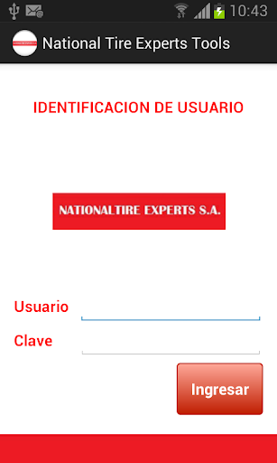 National Tire Experts Tools