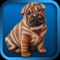 Моя собака виртуальный питомец icon
