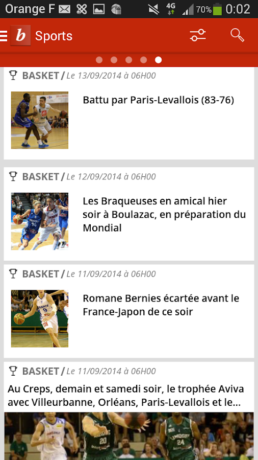 Le Berry - screenshot