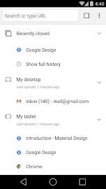 Chrome Beta Screenshot 4