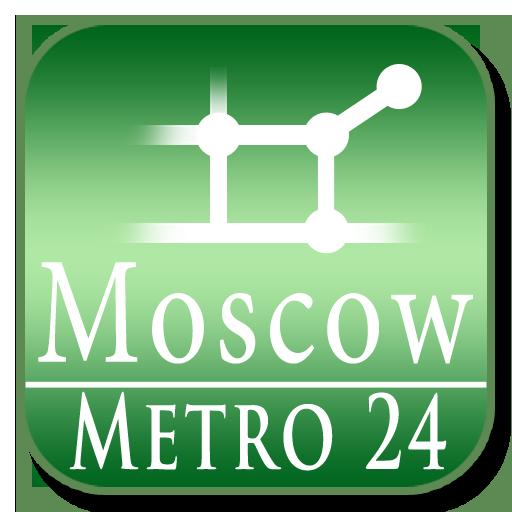 Moscow #3 (Metro 24) 旅遊 App LOGO-APP試玩