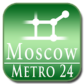 Moscow #3 (Metro 24)