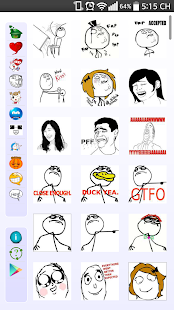 Emotion for Chat Stickers^^