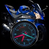 Yamaha YZF R125 Live Wallpaper