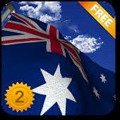 Australia Flag - LWP