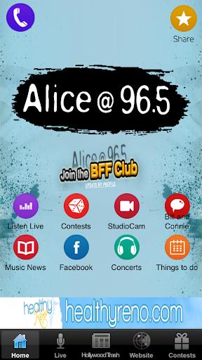 【免費音樂App】Alice 965-APP點子