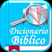 Dicionário Bíblico JMC