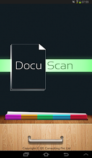 Docu Scan - Convert to PDF- screenshot thumbnail