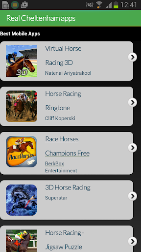 Real Grand National Apps