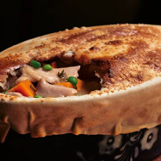 Andrew Carmellini's Chicken Pot Pie