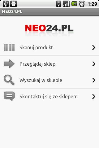 NEO24.PL - aktualna oferta - screenshot
