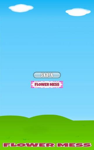 Flower Mess