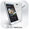 Samsung Galaxy Note II iLock icon