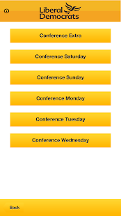 Lib Dem Conf - screenshot thumbnail