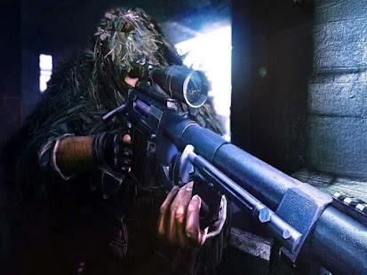 戰場幽靈:狙擊