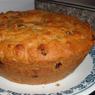 Irish Potato Cake.